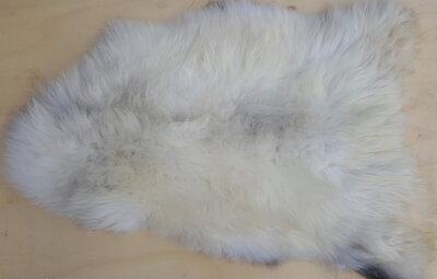 zeldzaam groot langharig schapenvacht
